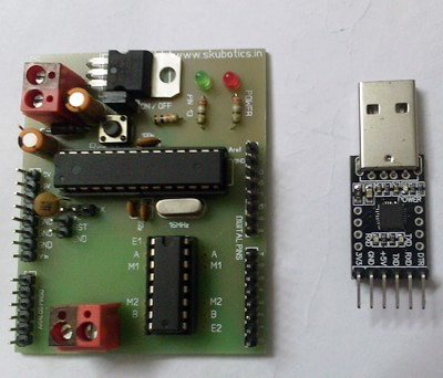 Tduino - Arduino Alternatives by Skubotics